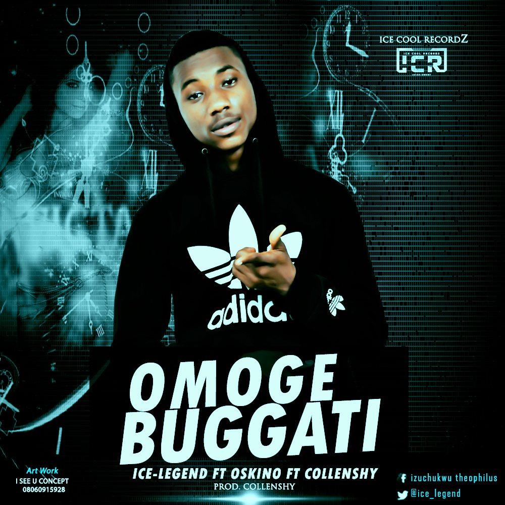 Ice Legend ft Oskino – Omoge Buggati