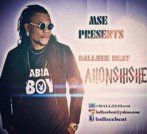 AHONSHISHE – Ballzee