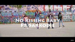 No Kissing Baby ft Sarkodie – Patoranking