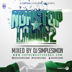 Non-stop to Lagos Mix Vol. 2 | DJ SimpleSimon
