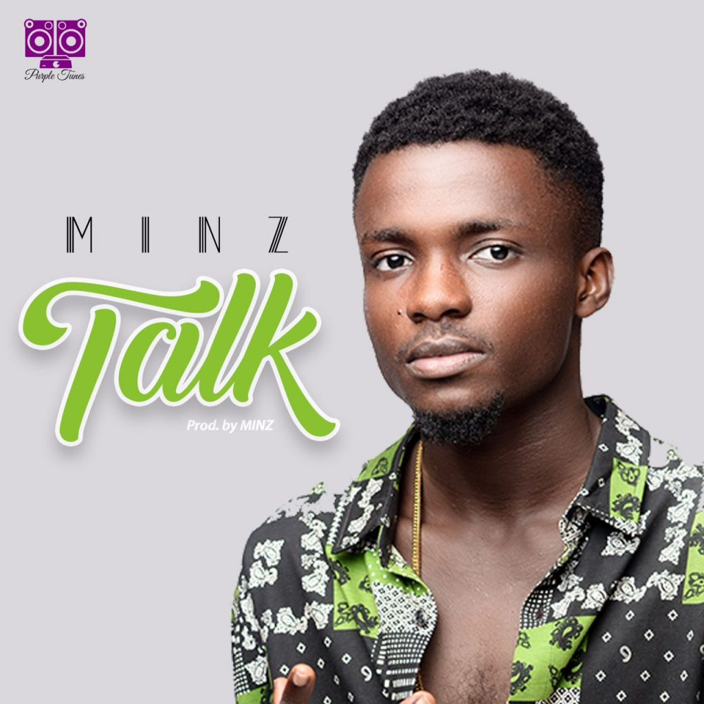 New music : Minz – Talk | @minznse (Prod. by Minz)
