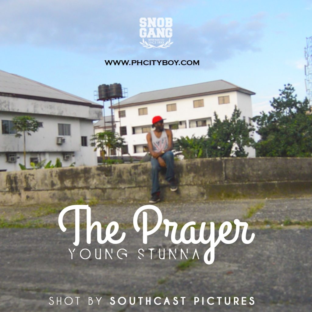 Young Stunna – The Prayer (prod. by VintageBeats)