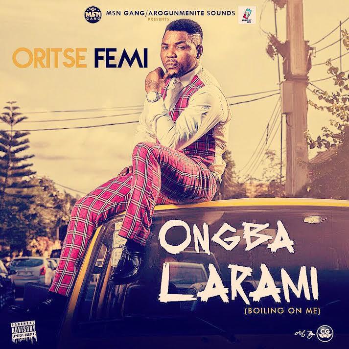 ( Official Video ) Oritse Femi –  Ongba L'Arami