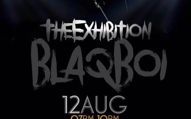 Photo of The Exhibition With Blaq Boi @blaqboii
