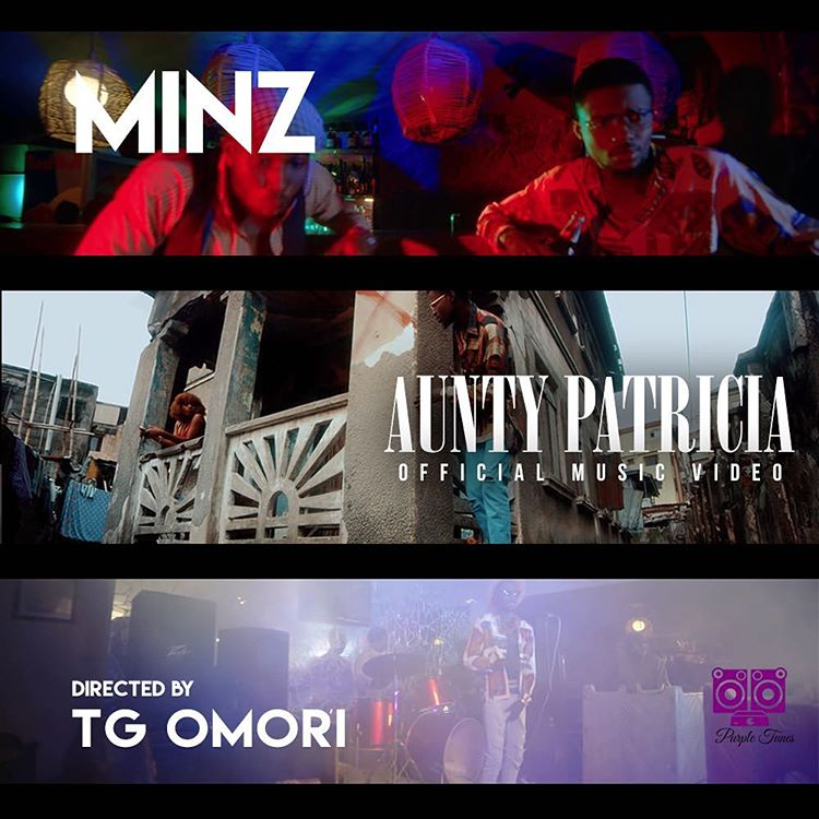 Photo of Minz- Aunty Patricia | Official Video