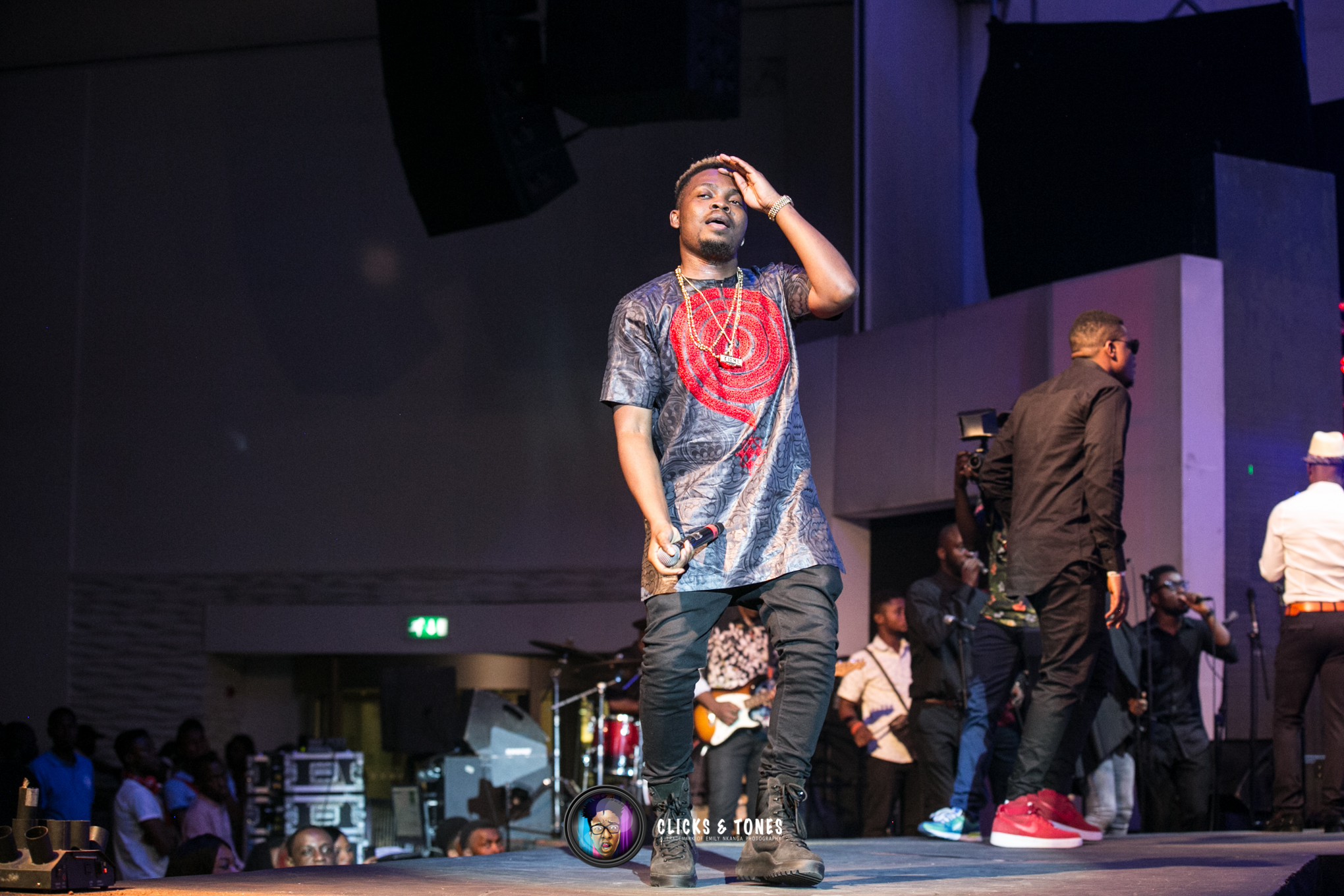 Olamide Shuts Down Lagos with OLIC 3