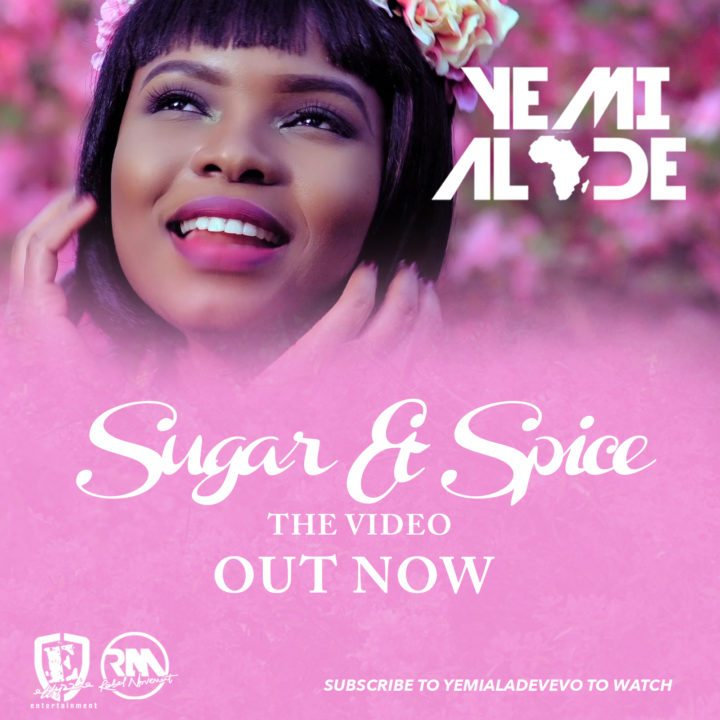 Yemi Alade - Sugar n Spice (Official Video)