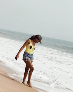 Simi and Adekunle Gold Holidays At His Favorite Place In the World