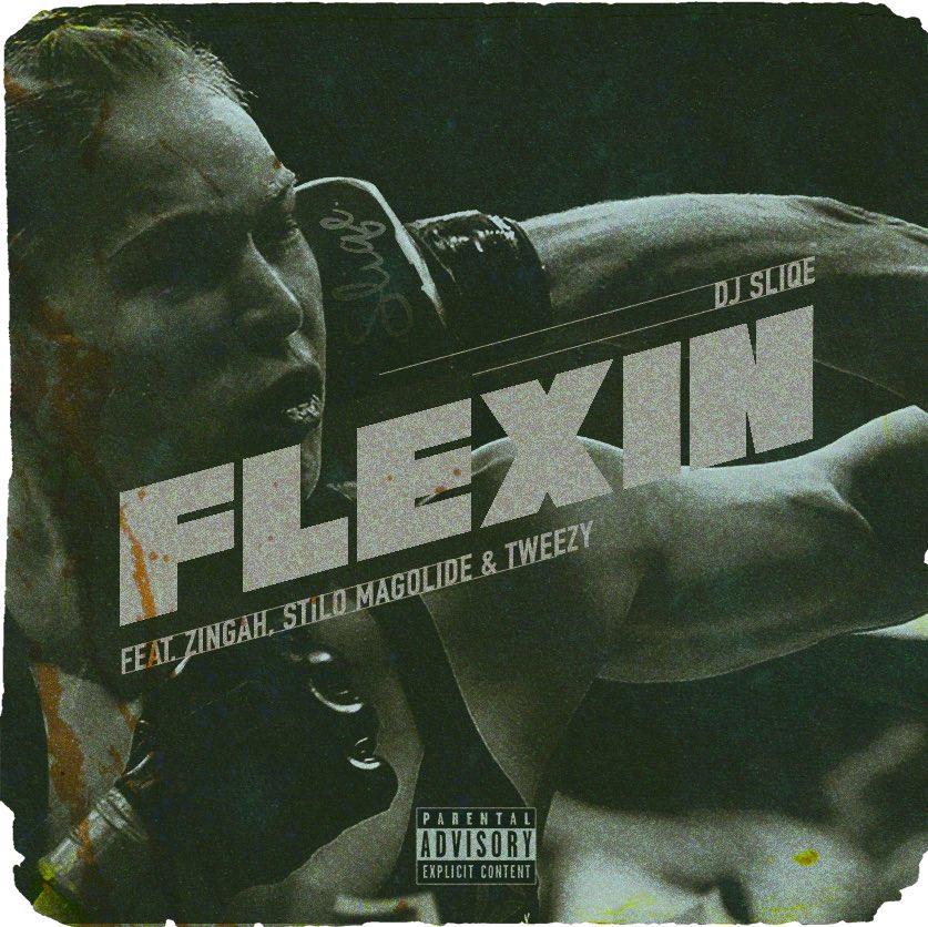 DJ Sliqe – Flexin ft Stilo Magolide, Tweezy & Zingah