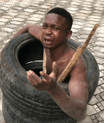 Young6ix Saves Cleaner Who Stole His Properties From Being Lynched