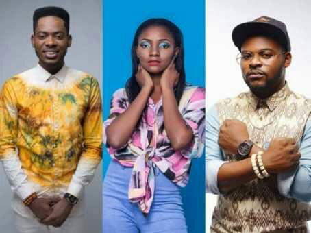 """I Will Kiss Falz, Marry Adekunle Gold And Kill Myself"" – Simi"
