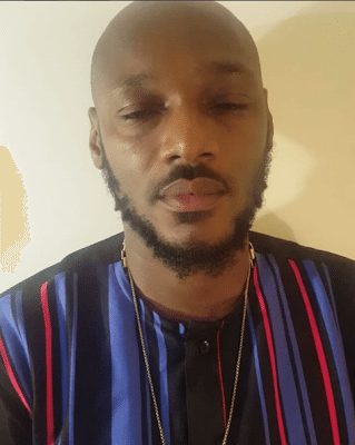 Was 2face Forced To Stop The February 6th Protest?