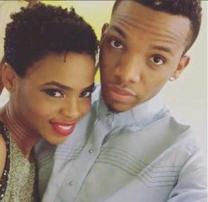 Chidinma And Teckno In Suggestive Photos
