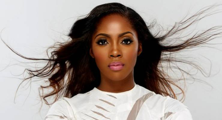 Tiwa Savage Gets Interviewed and Celebrated on CNN