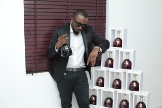 Ice Prince Bags Endorsement Deal With French Cognac