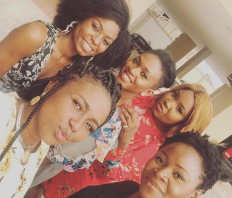 Tiwa Savage, Sasha P, Niyola, Sound Sultan, Omawumi, Waje Attends Lami Philip's Child Dedication