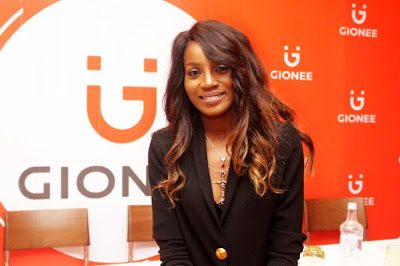 Seyi Shay Has Become Gionee Brand Ambassador