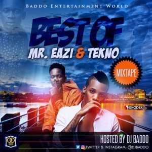 Best of Mr Eazi and Tekno - DJ Baddo | @djbadoo