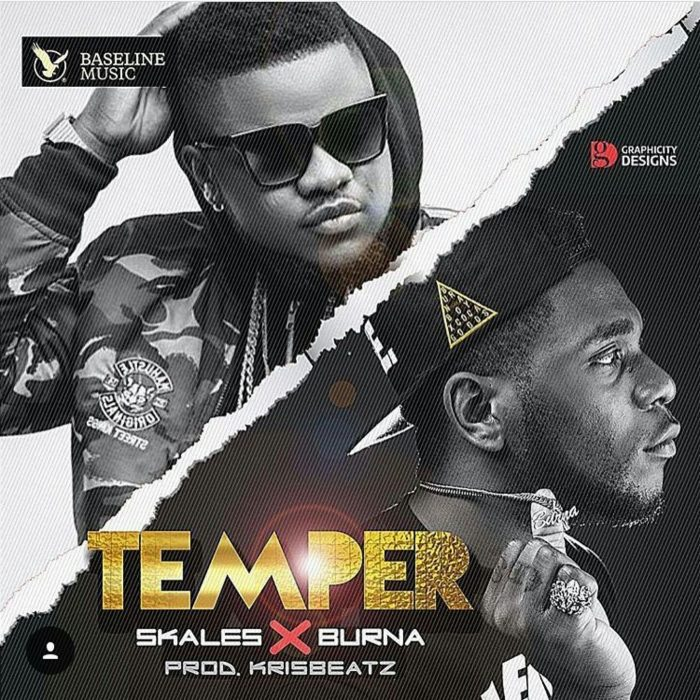 Temper Remix – Skales Ft Burna Boy ( Naija Music Video)