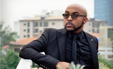 Fire Outbreak Occurs In Banky W's Home In Lekki Phase 1