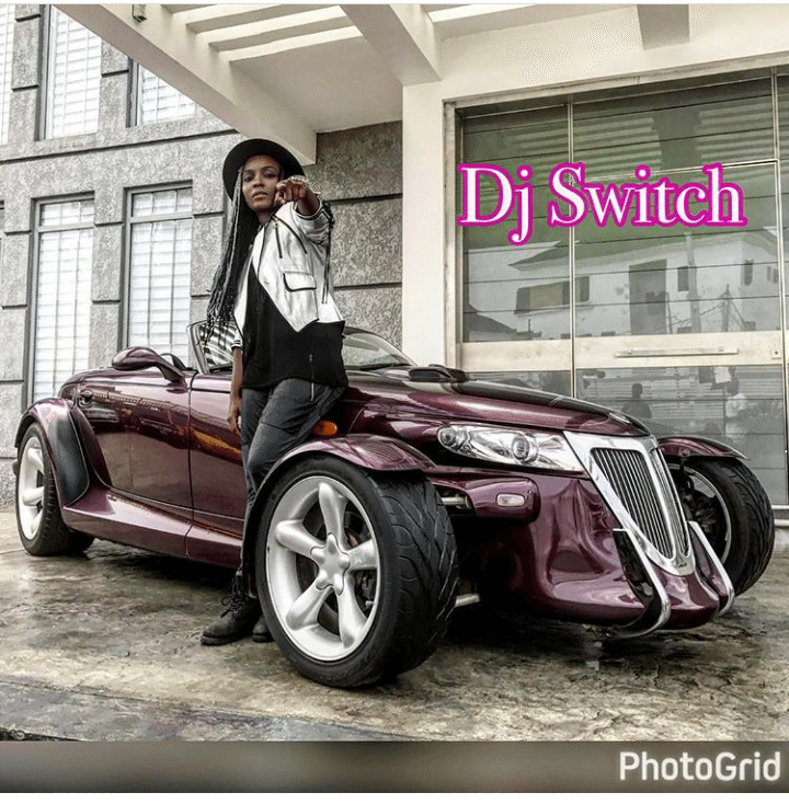 @PeterPsquare Signs New Artiste @dj_switchaholic To PClassic