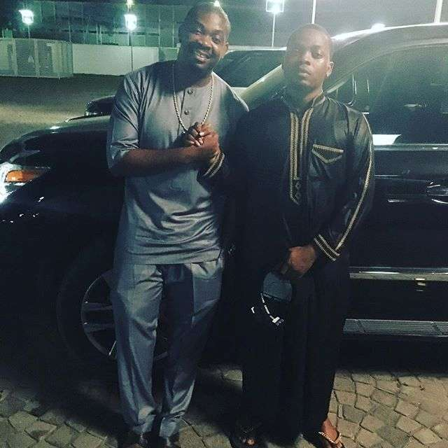 No more fight - Former 'enemy', Don Jazzy praises Olamide as he turns 28