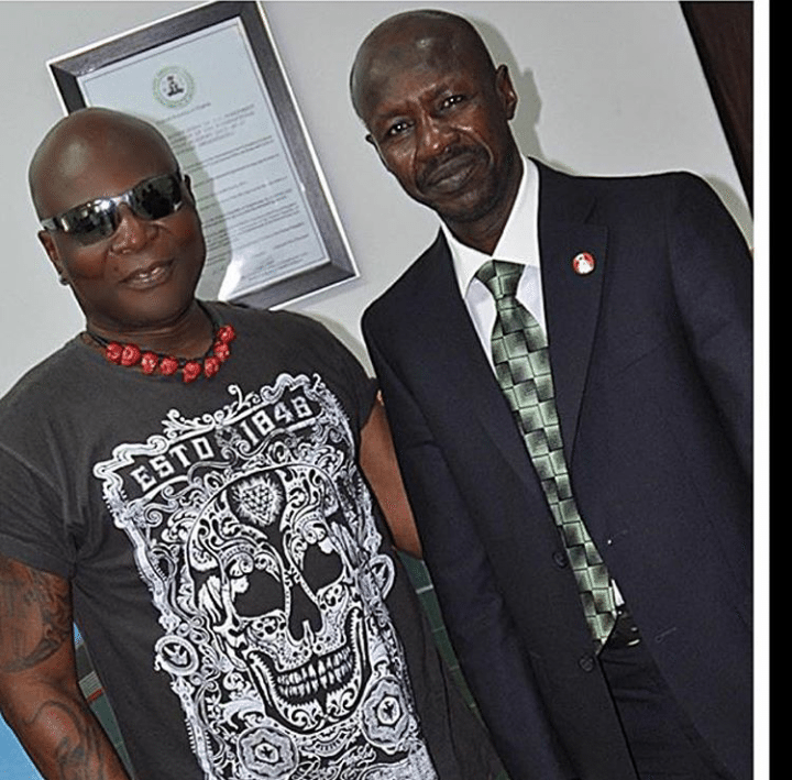 My fear is not death; My fear is not the bullet that will silence me - Charlyboy