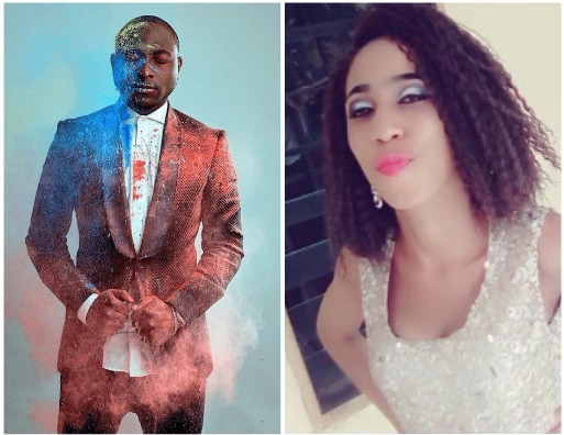 Davido's alleged babymama of 4-year-old daughter begged him to use condom