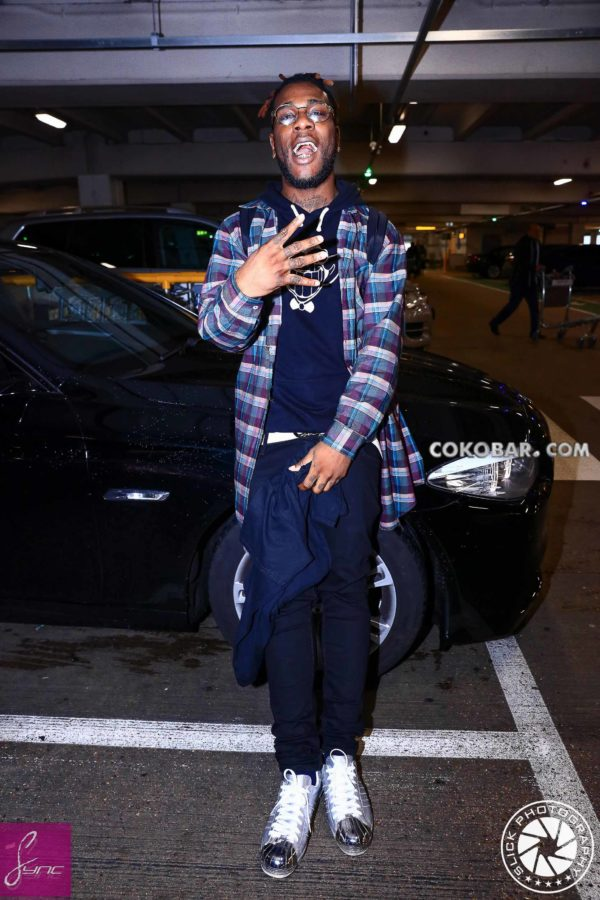 Why I borrow prostitutes to cook for me - Burna Boy