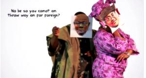 3rd term, 200million mumu Nigerians by Lagbaja