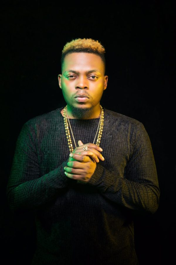 Olamide reveals how he made it after dropping out of school