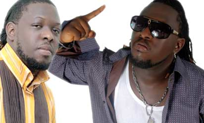 I am not trying to split Psquare, Timaya