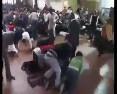 Watch What Pastor Did To His Members