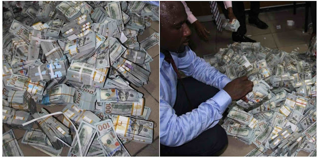 House where over $50m was found in Ikoyi belongs to ex-PDP Chairman