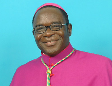 Church member giving N42m tithe is chicken feed money, Bishop Kukah