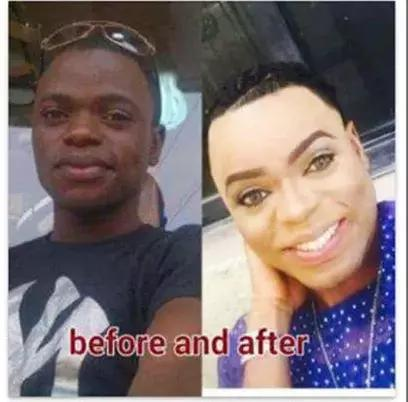 Photo of [MUST READ] Chronicles of Bobrisky, how he risked his way into gay mess