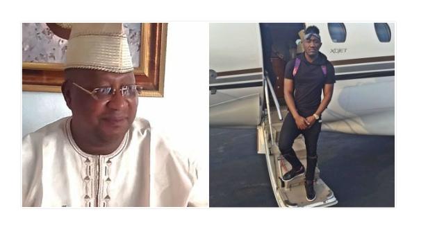 My dad Senator Isiaka Adeleke was killed, Davido's cousin, Tunji