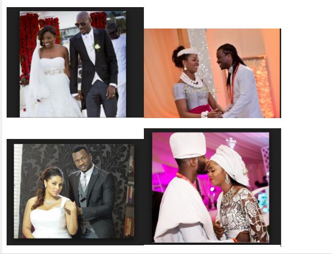 TOP 10 Nigerian Wedding Songs