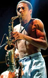 How Nigeria's Femi Kuti broke world saxophone record