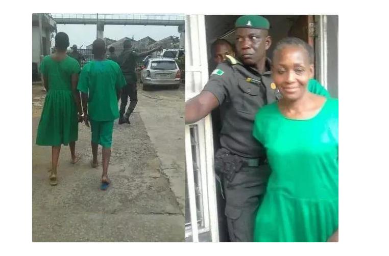 Kemi Olunloyo shares prison experience