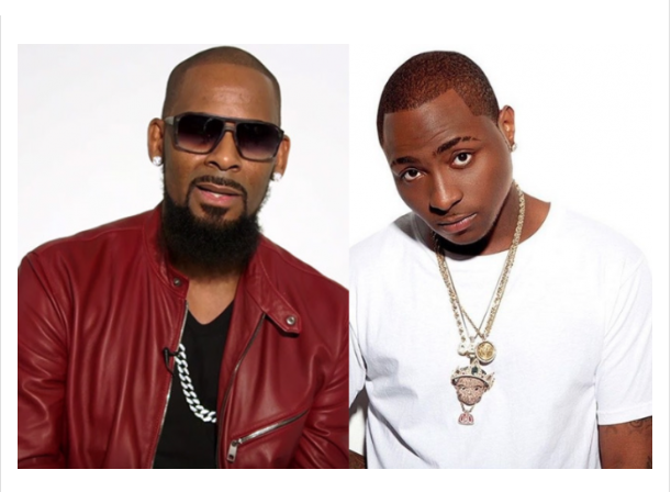 "Photo of R. Kelly remixes Davido's ""IF"" [VIDEO]"