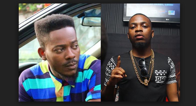 Photo of Olamide reveals why Adekunle Gold left YBNL