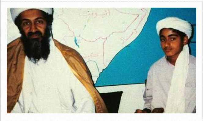 Photo of War Alert? Osama Bin Laden's son threatens to revenge father's death, set to head Islamist group