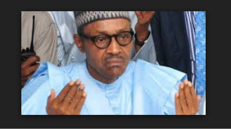 Photo of Souls of dead Nigerians crying: Nigerians react as Presidency says Buhari is not dead