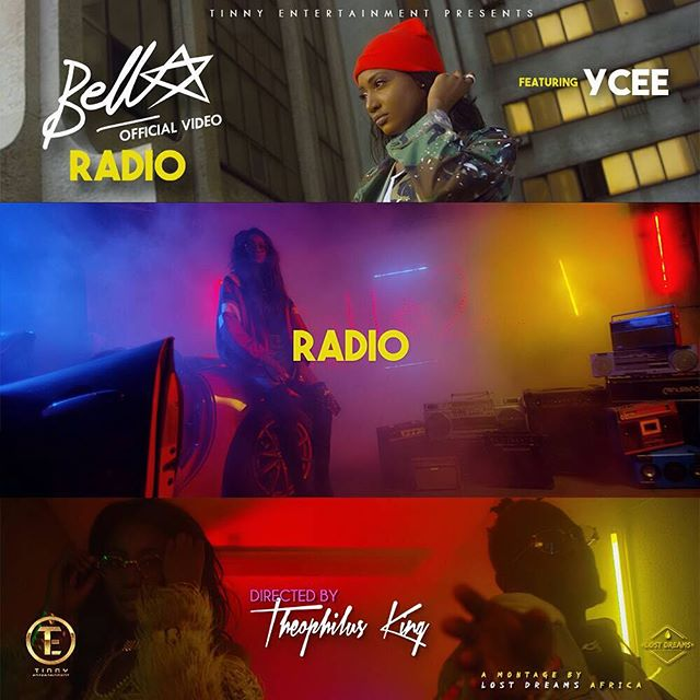 Radio - Bella @bellaalubo Ft Ycee (Video)