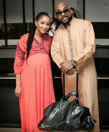 Banky W and 'wife' Adesua Etomi welcome twins