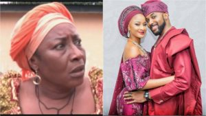 FICTION: Patience Ozokwor wants to ruin my marriage to Adesua Etomi – Banky W cries out