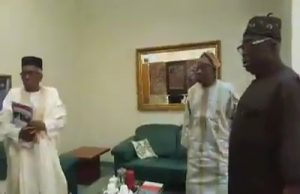 They Don Start o. See Who Bows To Greet VP Yemi Osibanjo