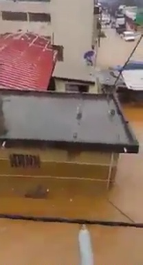 OMG! They Woke Up To This Flood. SMH