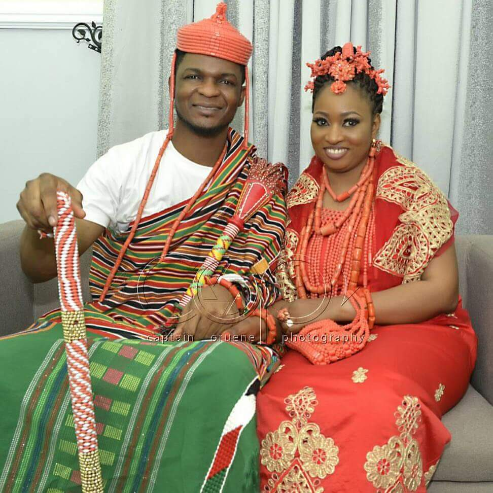 Gospel Singer Joepraize Traditional Marriage